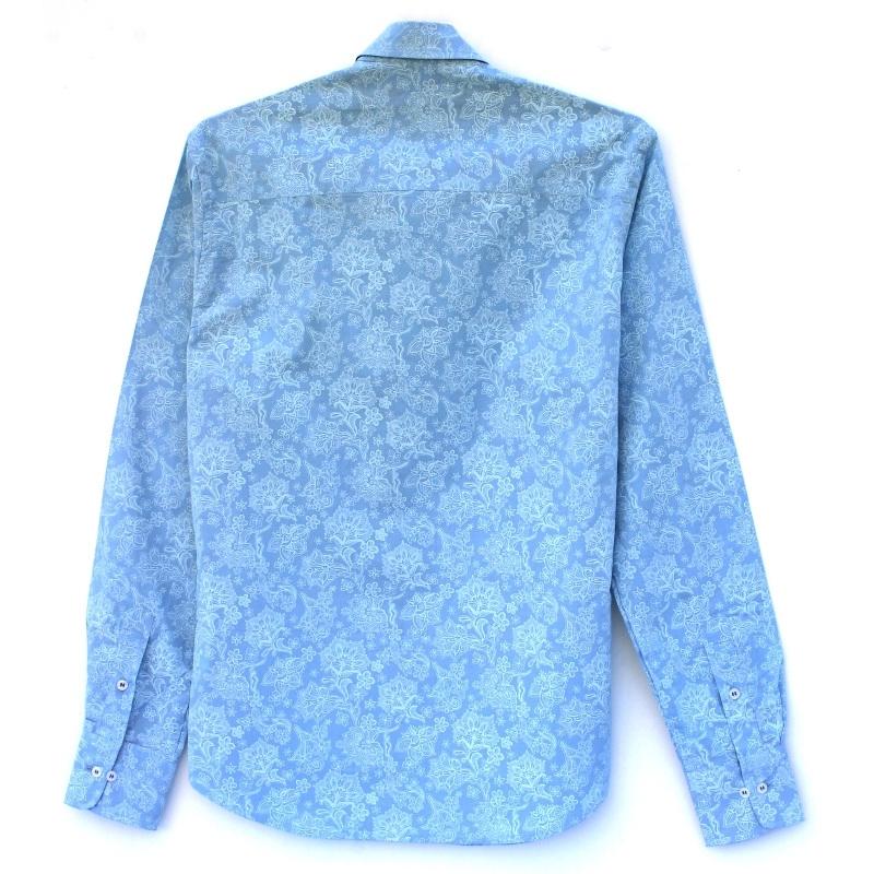 f9008bebbfa chemise-homme-imprime-bleu-fines-fleurs-blanches.jpg