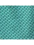 Chemise Homme Coton Manches courtes Imprimé Ecailles Vertes